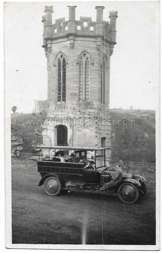 1950 Calderwood Castle wm