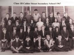 1967 Calder Street Secondary Class 1b