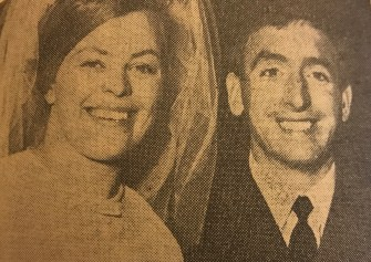 1967 Helen Yoker & William Foley