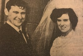 1967 Janette Coulson & William Farrell