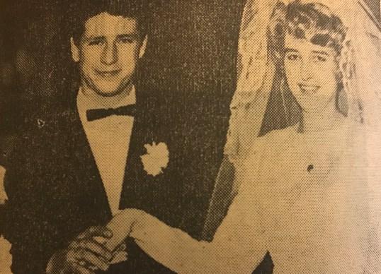 1967 Mary Hasson & Robert Macgowan