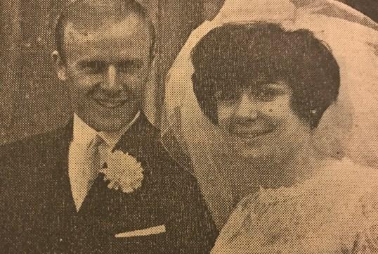 1967 Robert Tolson & Margaret Bowes