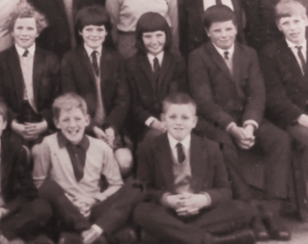 1967 Calder St Secondary School Class 1B