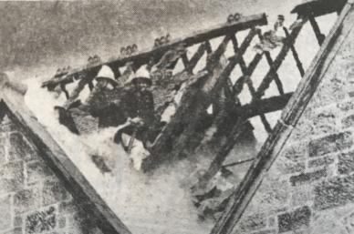 1979 Stonefield Church Fire