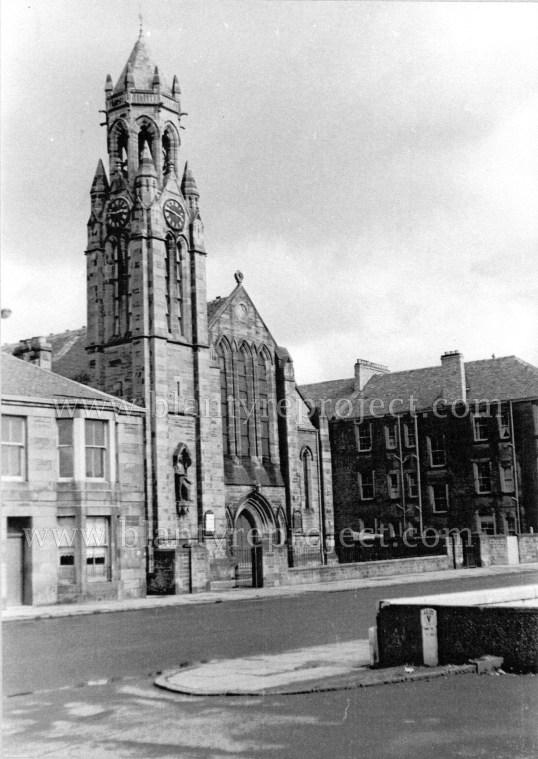 1960s Livingstone Memorial Church wm