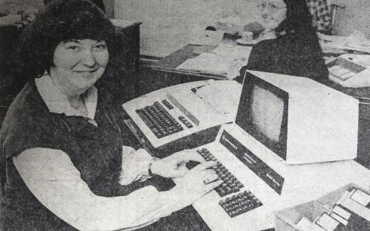 1980 Isobel Main at Botterils