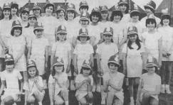 1980 High Blantyre Majorettes