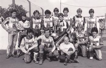 1982 Tigers at Blantyre Speedway