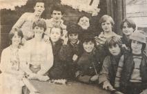 1980 Blantyre Community Centre kids