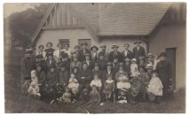 1916 Salvation Army Outing
