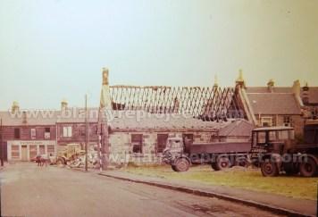 1978 Burleigh Demolition at Herbertson Street