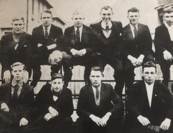 1930s Blantyre Men