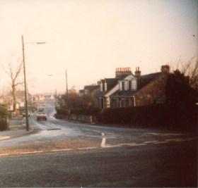 1974 Auchinraith Road by Gordon Cook