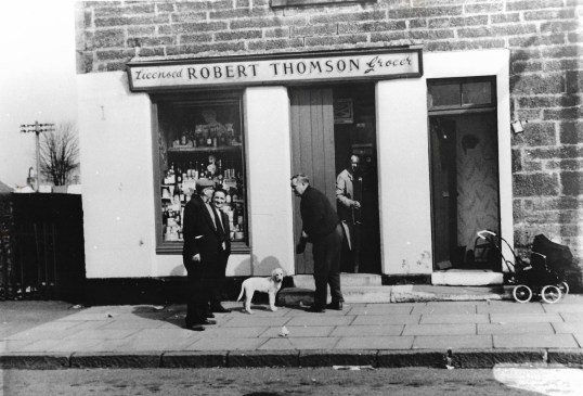 1960 Robert Thomson Hunthill rd