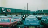1983 Asda Carpark