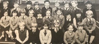 1980 High Blantyre Primary 1