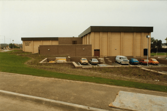 1982 13th July Sports Centre