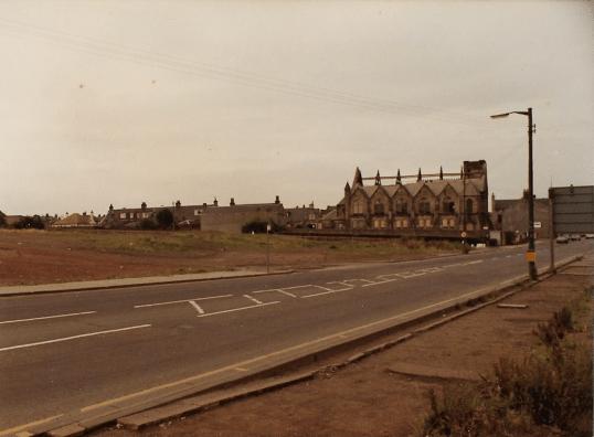 1980 Glasgow Road waste ground