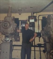 Bobby Campbell at Boadway Cinema