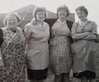 Blantyre Villagers with Nan Gray