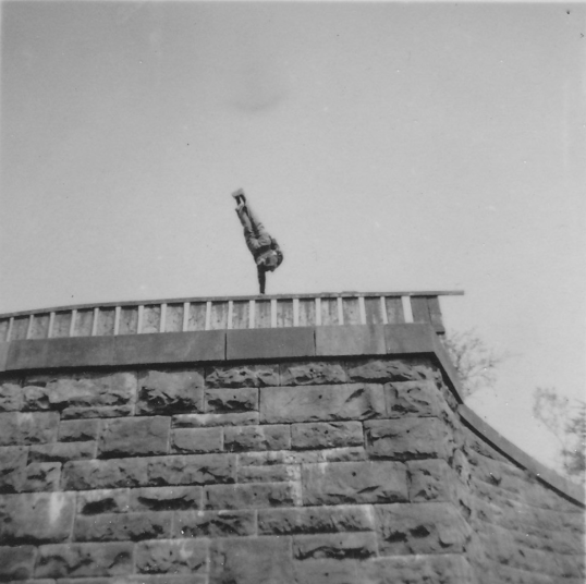 1950s Silvinski Acrobat at Stoneymeadow