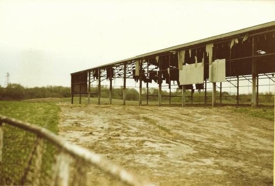 1980s Haughhead Blantyreferme
