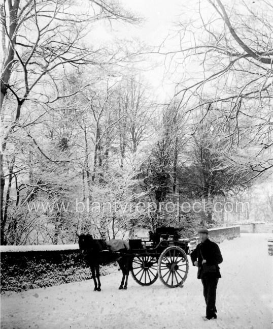 1910 Cart on Generals Bridge wm1