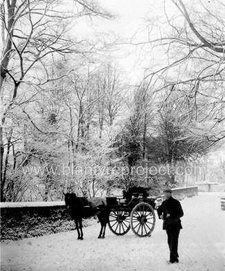 1910 Cart on Stoneymeadow Bridge