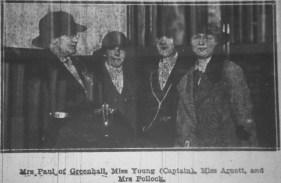 1928 Ladies at DLC