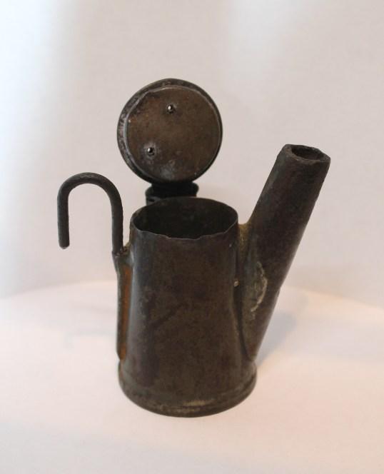 Andrew Waddells pit lamp