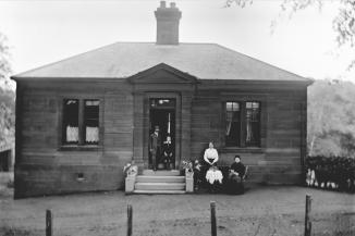 1898 Caldergrove East Lodge