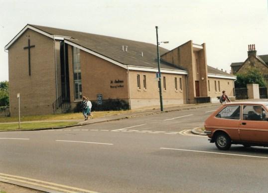 1984 St Andrews Church