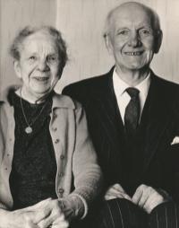 1970 Mary & John Galloway
