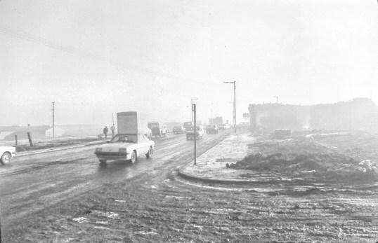 1981 Glasgow Road looking east