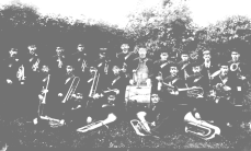 1900 Blantyre Silver Band