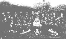 1900 Blantyre Silver Band