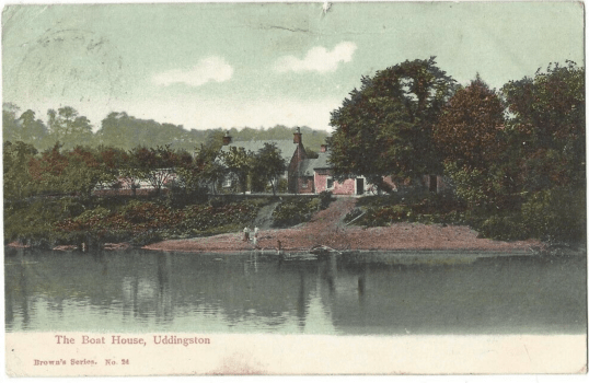 1920s Boat House