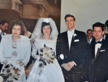 1963 Gord Fotheringham Wedding