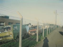 1983 Unauthorised Market Auchinraith Rd