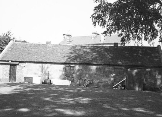 1975 View of manse offices