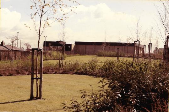 1985 Public Park and Sports Centre