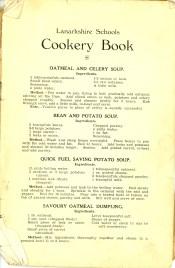 Lanarkshire schools cookery book003