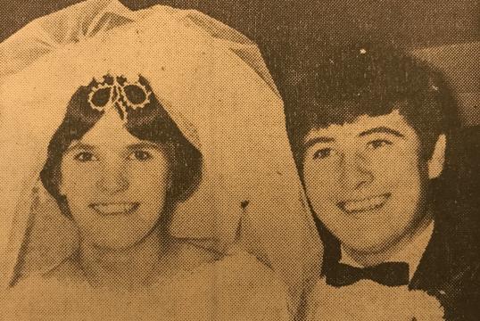 1967 Isobel Wales and Angus Sillars