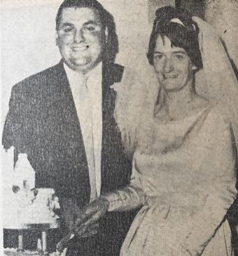 1968 Betty Finlay & James McCaskie