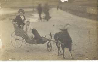1915 Charlie and Sarah Boyle