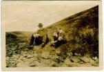 1917 John Duncan and his grandfather John Duncan