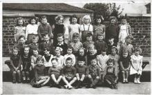 1947 High Blantyre Primary School shard by J Cochrane
