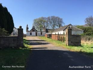 2016 Auchentibber Farm, May by AR