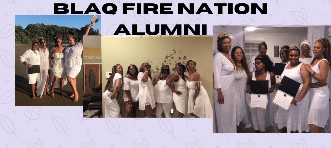 Blaq fire Nation alumni