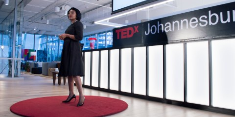 TedX Johannesburg, events South Africa